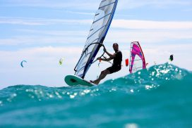 Windsurfen Bart Willemse Haptonomie